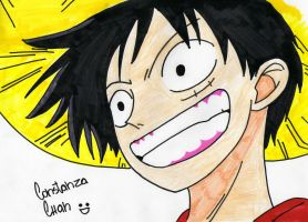 Luffy A to Z by Constanza-Chan14