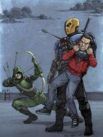 Arrow by Hominids
