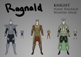Costume Design - Knight by Saza-Productions
