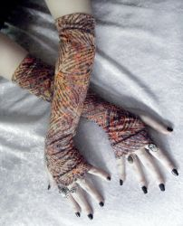 Harvest Rites Arm Warmers by ZenAndCoffee