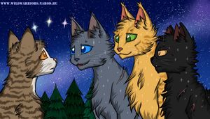 Warriors: Leafpool's Wish. Chapter 1 by Lunatic-Mo-on