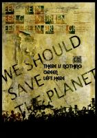 We should save the planet by killabee