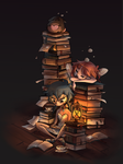 Wakfu  Library by sinspicture