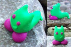 Clay Squeaky Bogg by MadGoblin