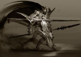 Pikeman01 by ghostbow