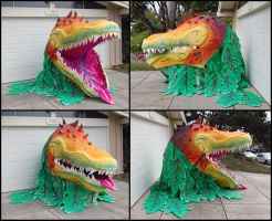 Audrey II Phase 4 by Verdego