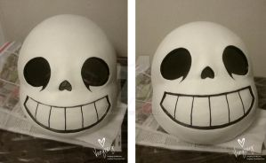 Sans Cosplay (still W.I.P) by vangberg