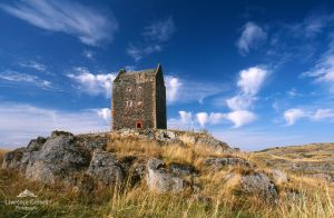 Smailholm Tower by LordLJCornellPhotos