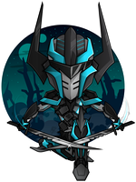 :GIFT: - Chibi Revolution for ProphetofPrimes by MessyArtwok