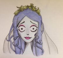 Emily - Corpse Bride by Phylenol
