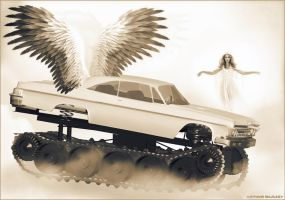Heavenly Chevy by conservancy