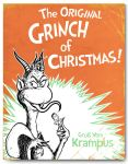 How the Krampus Stole Christmas by mikegoesgeek