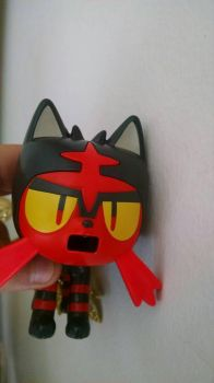 I got Litten by lovie5678