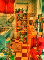 Kitchen HDR by FiLH