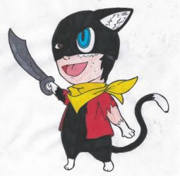 You'll never see it coming![Morgana TF request] by MaximirusuPauaa