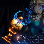 Once upon a time - Elsa by hachimitsu-ink