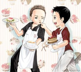 Junior Masterchef by yama30