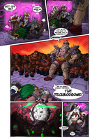 Turtle Power Page 5 by Okida