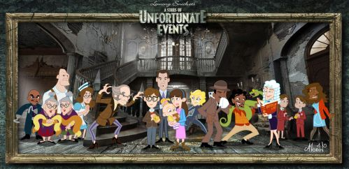A Series of Unfortunate Events by vdwjohn
