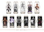 [open] Adopt  Auction #Tarot Adoptables by Afternoontm