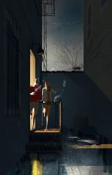 Last drops... by PascalCampion