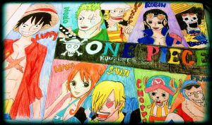 One Piece~ For the New World! by RindaLinda