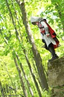 AC II: Ezio Auditore da Firenze (Shoot #2) #5 by AilesNoir