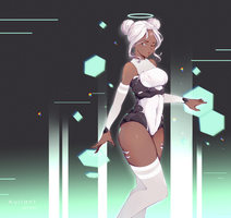 CyberHalo by Auriant