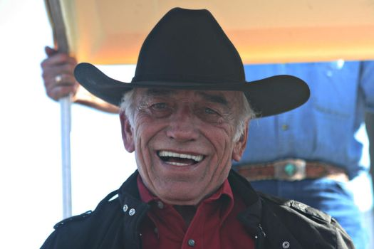 Wild West Faces 6- James Drury by Wright-USMC