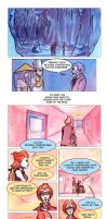 PHOCT Introduction Comic - Set Seven by RobinRone