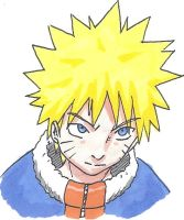Promarker Experiment: Naruto by BlooDinner