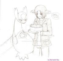 Happy birthday Latiar by MurasakiRyu-Chan