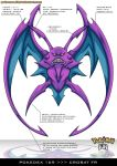 Pokedex 169 - Crobat FR by Pokemon-FR