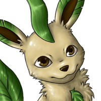 Leafeon avatar by Jupiter-SG