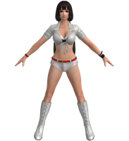 DOA5LR - Hotpants Ver. 1 - Naotora Ii for XPS! by DoraiBoonzu