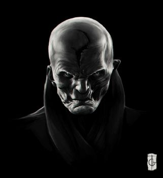 Supreme Leader Snoke by thegameworld