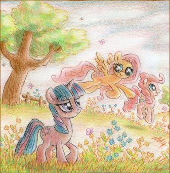 Late Summer by DeathCutlet