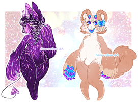 [CLOSED] Fluffpaw Guest Artist Auction by faverolles