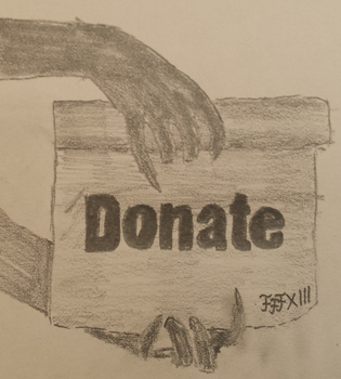 Donate by FFF13