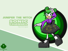 _PPC_ (1/2) jeh-jeh-rocket - Juniper the Witch by Senpai-Hero