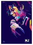 Michael Jackson - Pop Art by opparudy