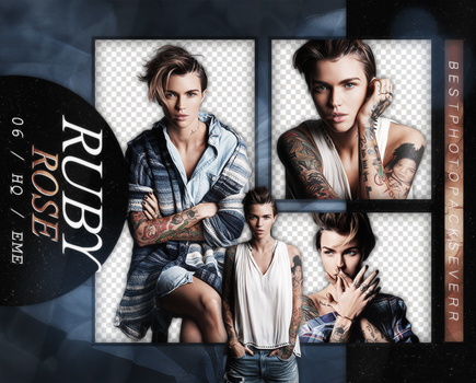 Pack Png 1729 - Ruby Rose by xbestphotopackseverr