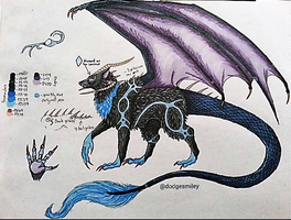 Nyxia's Ref by Dodgesmiley