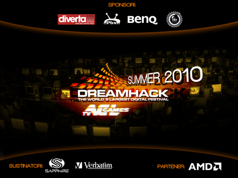 Dreamhack wallpaper by NicaChristian