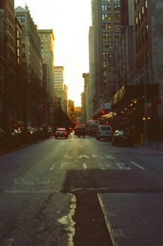 NYC Afternoon by TwiggyTeeluck