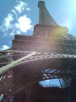 Eiffel Tower 6280 by Dulcamarra