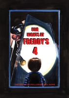 Five Nights at Freddy's 4 Movie Poster by CarlChrappa