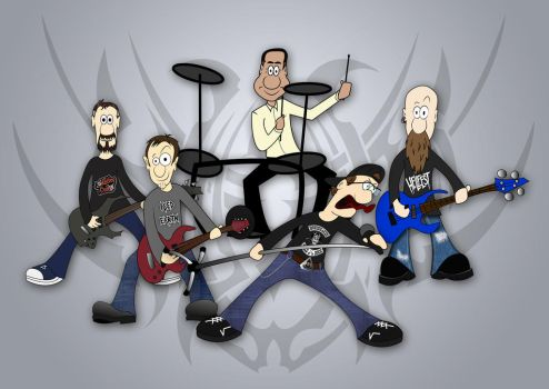 Band by Rodblast