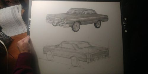 64 chevy impala ss by G-A-AnimeFan4