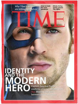 Time Magazine Cover November 14, 2011 by nottonyharrison